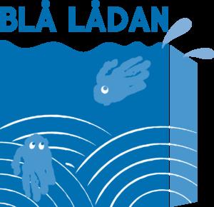 Blå Lådan Logo